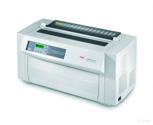 OKI ML4410 Jehličková tiskárna A3 2x9 jehel 1066 cps 9 kopii LPT RS232