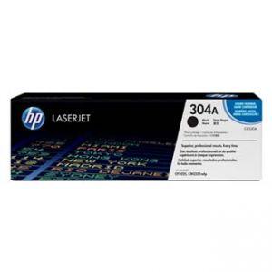 HP originální toner CC530A 304A černý/black 3500str. pro HP Color LaserJet CP2025, CM2320