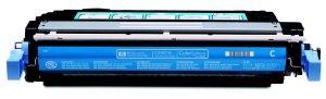HP originální toner CB401A, cyan, 7500str., HP Color LaserJet CP4005
