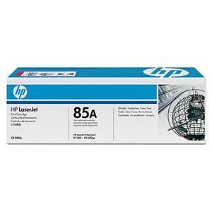 HP originální toner CE285A black 1600str., 85A HP LaserJet Pro P1102, M1132, M1212