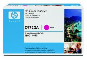 HP originální toner C9723A, magenta, 8000str., HP 641A, HP Color LaserJet 4600, N, DN, DTN
