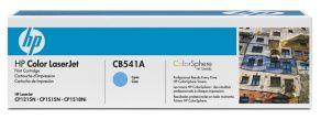 HP originální toner CB541A 125A Cyan/Modrý 1400str. HP Color LaserJet CP1215, 1515