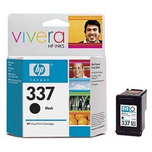 HP originální ink C9364EE, HP 337, black, 400str., 11ml, HP Photosmart D5160, C4180, 8750,
