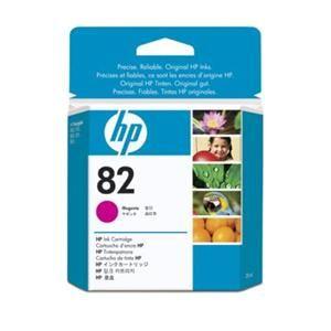 HP originální ink CH567A, HP 82, magenta, 28ml, HP HP DesignJet 510