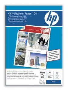 HP Professional Inkjet, A4, mat, 120g, 150 ks