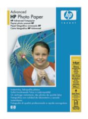 Fotopapír HP Q8008A Advanced Photo Paper lesk 10 x 15cm 60 listů