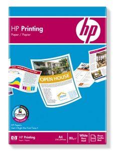 HP PRINTING PAPER A - A4, 80g/m2, 1x500listů inkoustový tisk a laserový tisk
