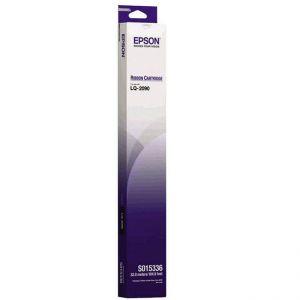 EPSON originální páska do tiskárny, C13S015336, černá, EPSON LQ 2090