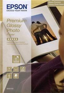 Premium Glossy Photo Paper 10x15cm 40 listů