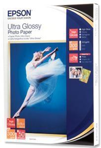 Ultra Glossy Photo Paper 13x18 - 50 listů