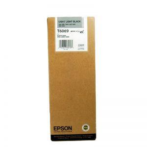 EPSON originální ink C13T606900, light light black, 220ml, EPSON Stylus Pro 4800, 4880