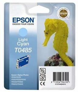 EPSON originální ink C13T048540, light cyan, 430str., 13ml, EPSON Stylus Photo R200/220/30
