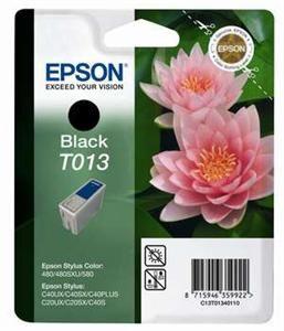 EPSON ink čer Stylus Color 480/580/C20/C40 - viz kód 527613