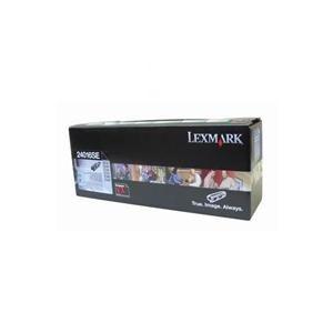 LEXMARK originální toner 24016SE, black, 2500str., return, LEXMARK E232, E330, E332n, E230