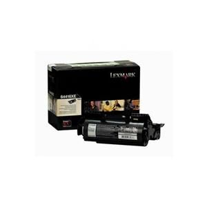 LEXMARK originální toner 64416XE, black, 32000str., return, LEXMARK T644