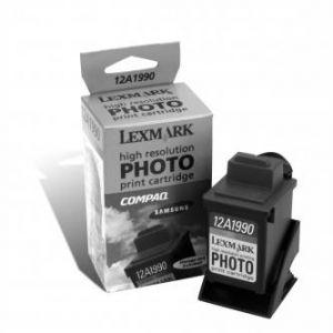 LEXMARK originální ink 12A1990E, #90, photo, 450str., LEXMARK Z43, Z53, Z32, Z42, Z51, Z52