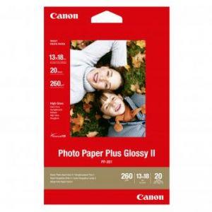 CANON PP-201, 13x18cm fotopapír lesklý, 20ks, 260g