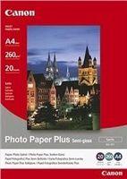 CANON SG-201, 10x15 fotopapír saténový, 50ks, 260g