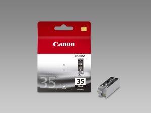 CANON originální ink PGI-35BK, black, 191str., CANON Pixma iP100
