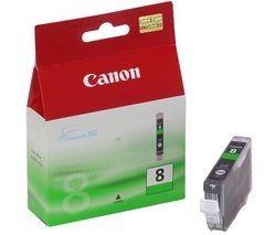 CANON originální ink CLI-8G, green, 420str., 13ml, CANON pro9000