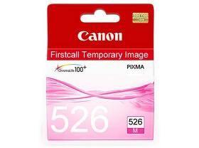 CANON originální ink CLI-526M, magenta, 9ml, CANON Pixma MG5150, MG5250, MG6150,