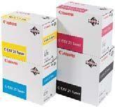 CANON originální toner CEXV21, yellow, 14000str., 0455B002, CANON iR-C2880, 3380, 3880, 26