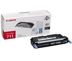 CANON Originální toner CRG-711 black 6000str.  CANON LBP-5300