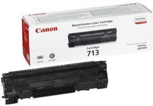 CANON originální toner CRG713, black, 2500str., 1871B002, CANON LBP-3250