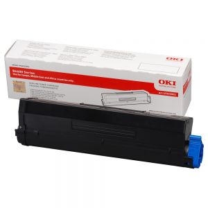 OKI originální toner 43502002, black, 7000str., OKI 4600, n, PS, nPS