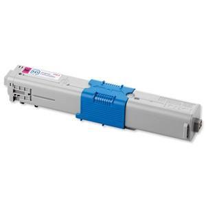 OKI Magenta toner do C310/330/331/510/511/530/531/MC351/352/361/362/561/562 (