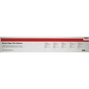 OKI Plakátový papír 215x1200 mm do C3000/5000/7000 (50 ks)