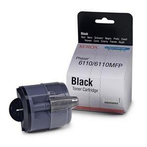 XEROX originální toner 106R01203 Black/Černý 2000str. Pro XEROX Phaser 6110, MFP6110
