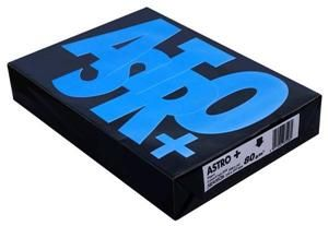 Papír A4 XEROX ASTRO+ 80g 5 x 500 listů (karton)
