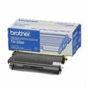 BROTHER TN-2000 originální toner Black/Černý 2200str. BROTHER HL-20x0 MF-7420