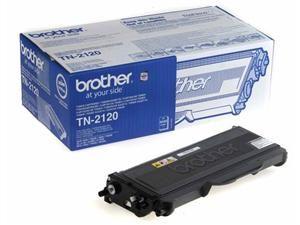BROTHER TN-2120 originální toner Black/Černý 2600str. BROTHER HL-2140, 2150N, 2170W,