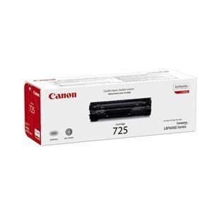 CANON originální toner CRG-725 black, 1600str. CANON LBP-6000, 6020, 6020b