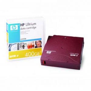 HP Ultrium LTO, 200/GB 400GB, červená, C7972A, pro archivaci dat