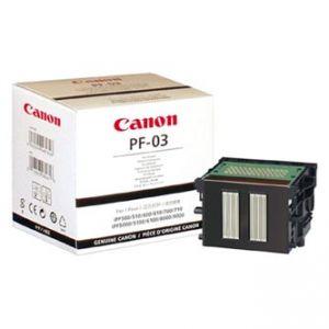 CANON originální tisková hlava PF-03 black pro CANON iPF5xxx, 6xxx, 7xxx, 8xxx, 900