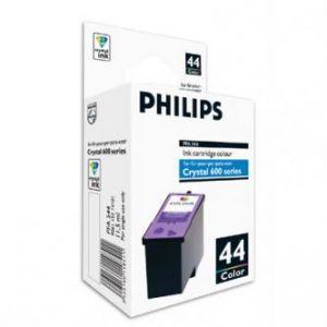 PHILIPS originální ink PFA 544, color, 500str., 11,5ml, typ 44, PHILIPS 650, 660, 665