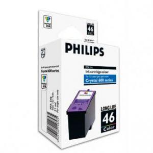 PHILIPS originální ink PFA 546, color, 1000str., high capacity, PHILIPS Crystal 650, 660,