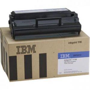 IBM originální toner 28P2412, black, 3000str., IBM Infoprint 1116