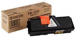 KYOCERA Mita originální toner TK-170K black 7200str., KYOCERA Mita FS-1320D, 1370DN