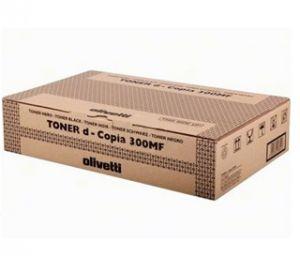 OLIVETTI originální toner B0567, black, 34000str., OLIVETTI D-Copia 300MF, 400MF, 500MF