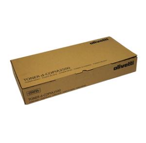 OLIVETTI originální toner B0706, black, 20000str., OLIVETTI D-Copia 2500/3000MF