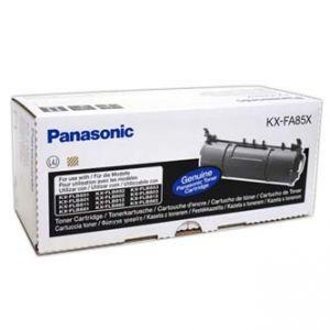 PANASONIC originální toner KX-FA85X, black, 5000str., PANASONIC KX-FLB801,811,833,853,803,