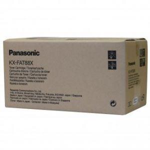 PANASONIC originální toner KX-FA88E, black, PANASONIC KX-FL403