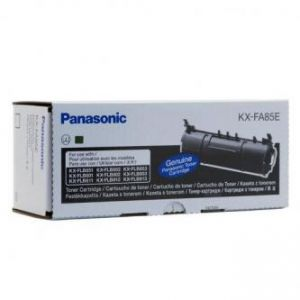 PANASONIC originální toner KX-FA85E, black, 5000str., PANASONIC KX-FL813, 833, 853, 803, E