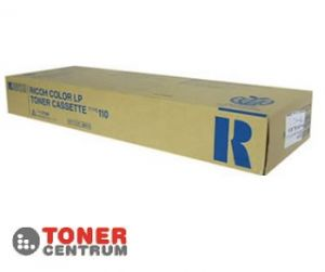 RICOH originální toner 888118, cyan, 10000str., Typ 110, RICOH Aficio CL-5000, 315g