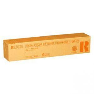 RICOH originální toner 888313, yellow, 15000str., Typ 245, RICOH Aficio CL-4000, HDN, SPC4