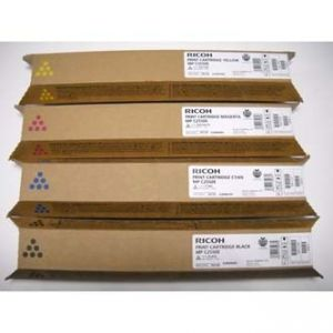 RICOH originální toner 841197, 842060, 841281, cyan, 5500str., RICOH MPC2550, MPC2030, MPC